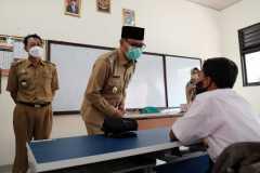 PTMT sekolah Kota Depok, prasarana dan sarana dipastikan aman